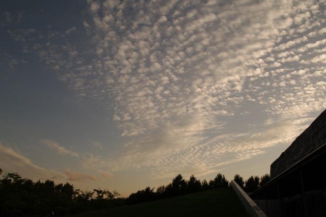 2010年8月17日モエレ沼公園の夕景2.jpg