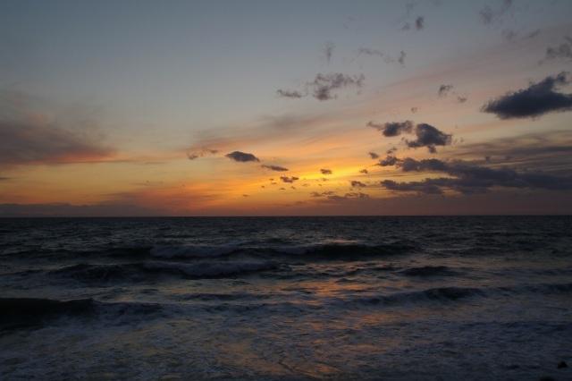 2011年3月28日日本海の夕景10.jpg