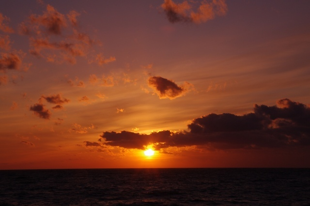 2011年3月28日日本海の夕景8.jpg