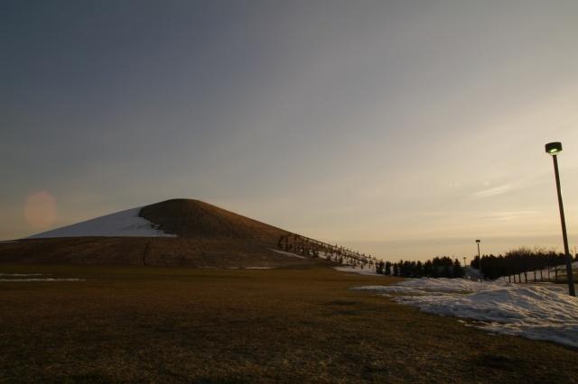 2011年4月12日モエレ沼公園の夕景3.jpg