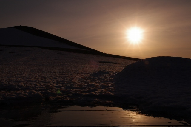 2011年4月12日モエレ沼公園の夕景5.jpg